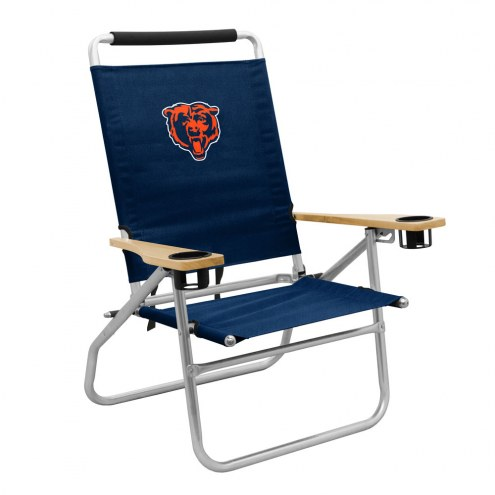 Chicago Bears Seaside Beach Chair