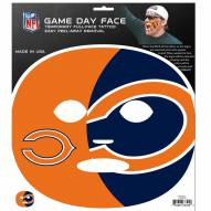 Chicago Bears Set of 4 Game Day Faces