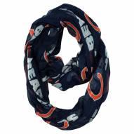 Chicago Bears Sheer Infinity Scarf