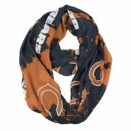 Chicago Bears Silky Infinity Scarf