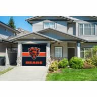 Chicago Bears Single Garage Door Cover