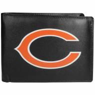 Chicago Bears Large Logo Bi-fold Wallet