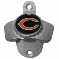 Chicago Bears Wall Mounted Bottle Opener