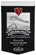 Chicago Bears Stadium Banner