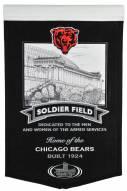 Chicago Bears Stadium Banner