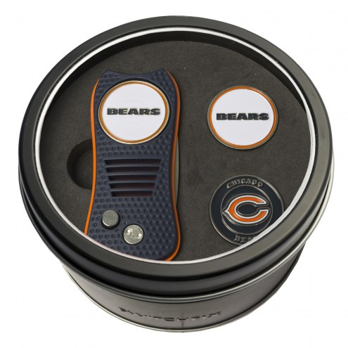 Chicago Bears Switchfix Golf Divot Tool & Ball Markers