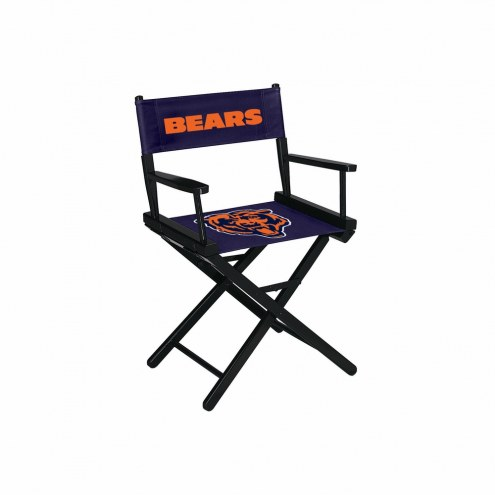 Chicago Bears Table Height Director's Chair