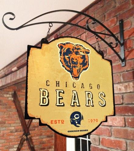Chicago Bears Tavern Sign