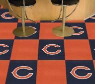 Chicago Bears Team Carpet Tiles
