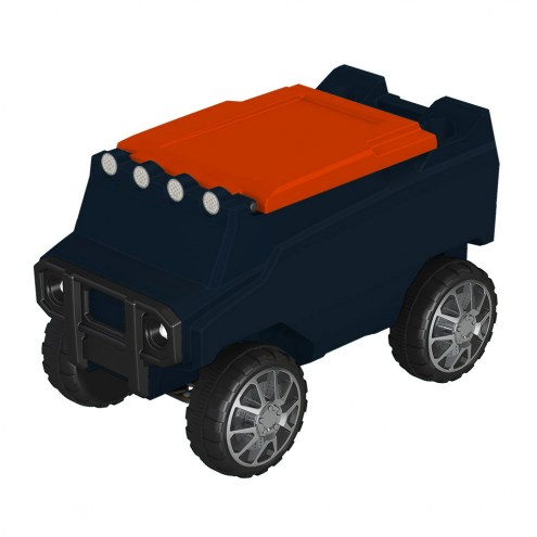 Chicago Bears Team Color Remote Control Rover Cooler