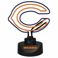 Chicago Bears Team Logo Neon Lamp