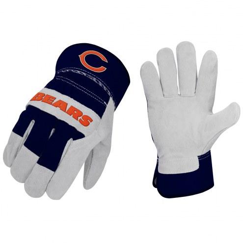 Chicago Bears The Closer Work Gloves