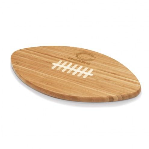 Chicago Bears Touchdown Cutting Board