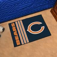 Chicago Bears Uniform Inspired Starter Rug
