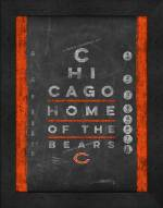 Chicago Bears Eye Chart