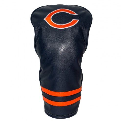 Chicago Bears Vintage Golf Driver Headcover