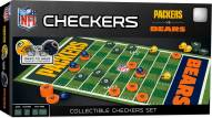 Chicago Bears vs Green Bay Packers Checkers
