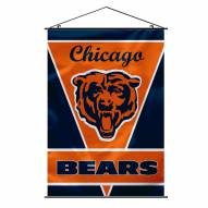 Chicago Bears Wall Banner