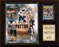 """Chicago Bears Walter Payton 12 x 15"""" Player Plaque"""