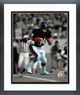 Chicago Bears Walter Payton Spotlight Action Framed Photo
