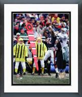 Chicago Bears Wendell Davis Action Framed Photo