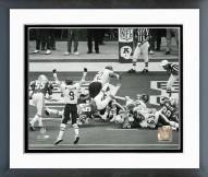 Chicago Bears William Perry 1986 Touchdown Framed Photo