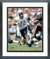 Chicago Bears William Perry Action Framed Photo
