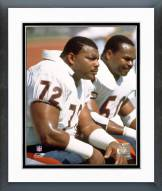 Chicago Bears William Perry Framed Photo