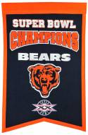 Chicago Bears Champs Banner