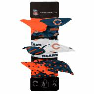 Chicago Bears Wired Hair Tie