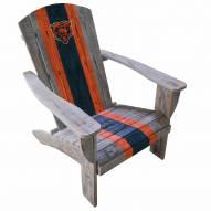 Chicago Bears Wooden Adirondack Chair