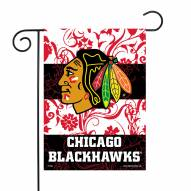 "Chicago Blackhawks 13"" x 18"" Garden Flag"