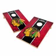 Chicago Blackhawks 2' x 3' Vintage Wood Cornhole Game