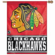 """Chicago Blackhawks 27"""" x 37"""" Banner"""