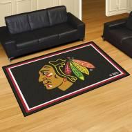 Chicago Blackhawks 5' x 8' Area Rug
