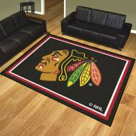 Chicago Blackhawks 8' x 10' Area Rug