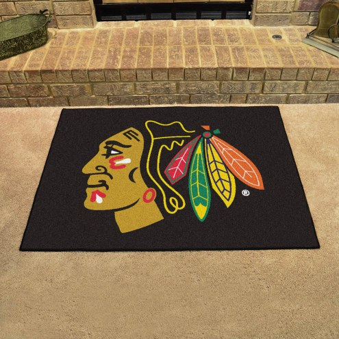 Chicago Blackhawks All-Star Mat
