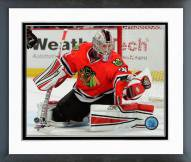 Chicago Blackhawks Antti Raanta Action Framed Photo