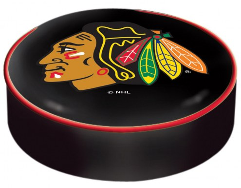 Chicago Blackhawks Bar Stool Seat Cover