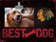 Chicago Blackhawks Best Dog Clip Frame