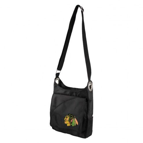 Chicago Blackhawks Color Sheen Cross-body Bag