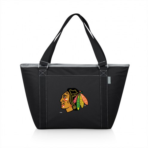 Chicago Blackhawks Black Topanga Cooler Tote