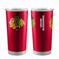 Chicago Blackhawks 20 oz. Travel Tumbler