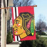 Chicago Blackhawks Bold Logo Banner