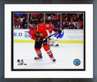 Chicago Blackhawks Brad Richards Action Framed Photo
