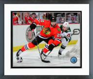 Chicago Blackhawks Brandon Saad Action Framed Photo