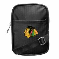 Chicago Blackhawks Camera Crossbody Bag