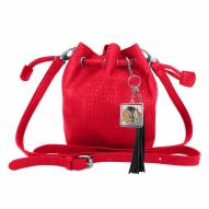 Chicago Blackhawks Charming Mini Bucket Bag