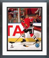 Chicago Blackhawks Denis Savard Action Framed Photo