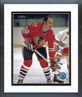 Chicago Blackhawks Dennis Hull Action Framed Photo